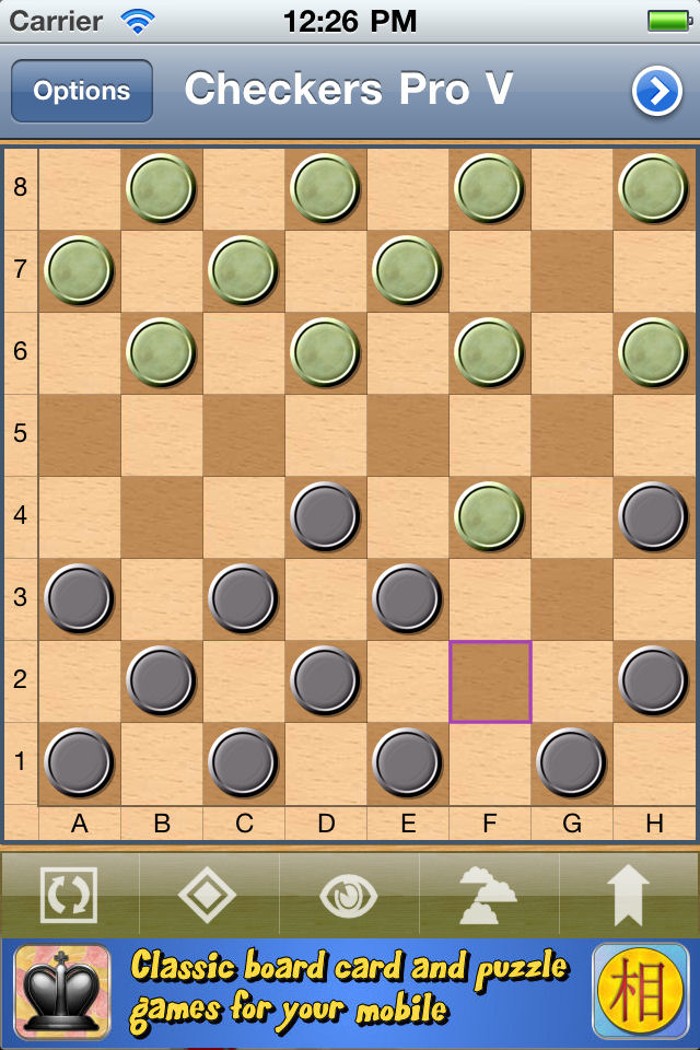 Screenshot Checkers Pro V